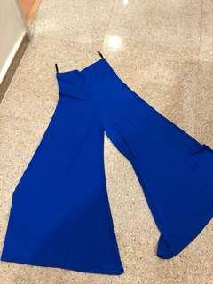Plus Size Flare Pants