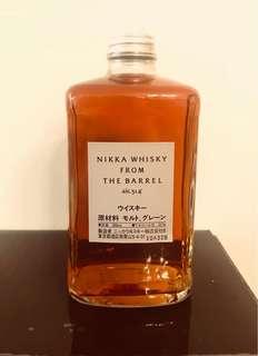 日本whisky Nikka Whisky