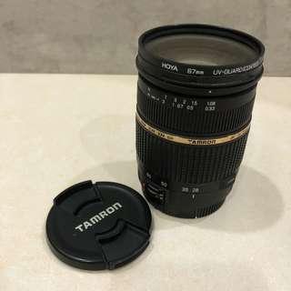 Tamron 28-75 F2.8 FX Canon