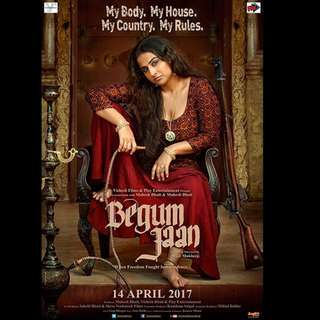 [Rent-A-Movie] BEGUM JAAN (2017) [BOLLYWOOD]