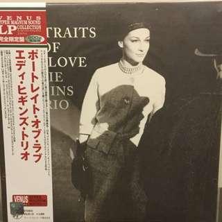 Eddie Higgins Trio* – Portraits Of Love (Vinyl/Lp)