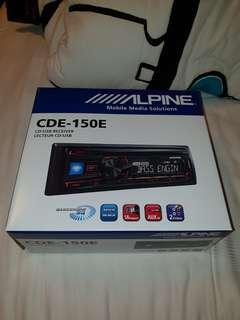 Alpine CDE-150E