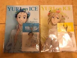 Yuri on ice 冰上的尤里 File連亞克力掛
