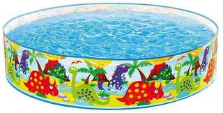 Intex snap set pool