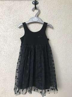 DKNY Black Dress -preloved