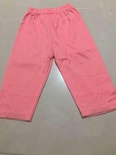 二手粉紅褲子