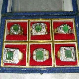 Natural Emerald Beryl / Jamrud