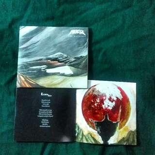 CD Second Band HEAST