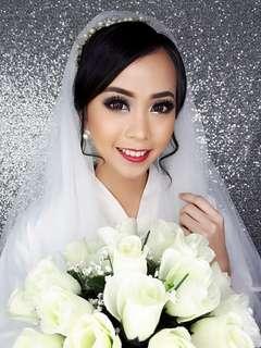 Jasa Makeup for party , graduation & bridesmaid