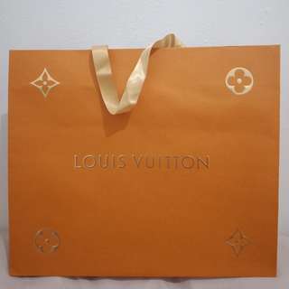 Paperbag louis vuitton √