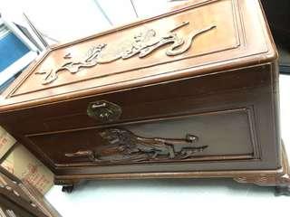 樟木櫳 茶几 儲物 古董 木製傢具 Chinese furniture antique storage
