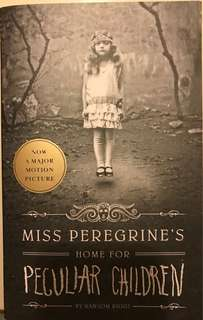 Miss Peregrine 's Home for Peculiar Children by Ransom Riggs