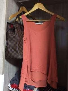 Sfera sleveless blouse