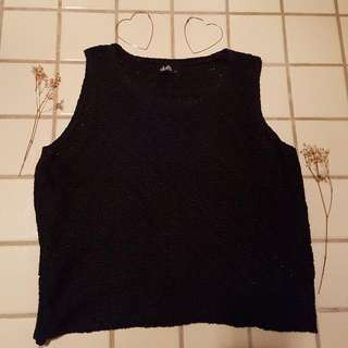 Dotti Knitted Crop Top