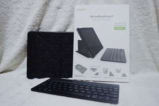 Moshi Versakeyboard for iPad 2017 5th-gen