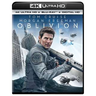Tom Cruise Oblivion Blu-ray
