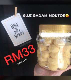 SUJI BADAM / classic suji