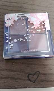 Etude House Cherry Blossom Night Palette