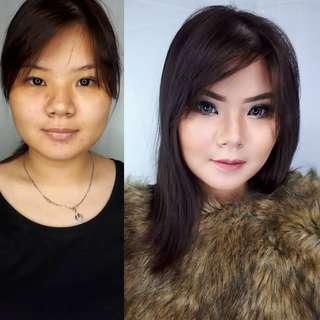 Jasa Makeup natural simple