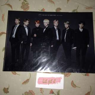 BEST OF BTS KOREAN VERSION - L HOLDER