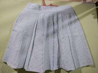 Rok pendek selutut made by thailand ori