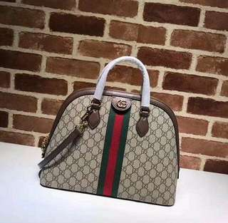 GUCCI OPHIDIA LARGE DOME BAG