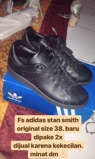 Adidas Stan Smith Original Black