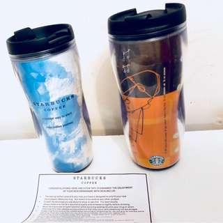Starbucks 咖啡杯 全新 有原裝袋