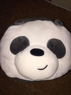 miniso we bare bears pillow