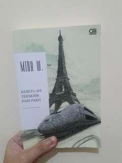 Kereta Api Terakhir dari Paris by Mira W.