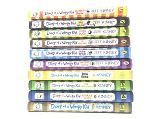 WTS: Diary of A Wimpy Kid