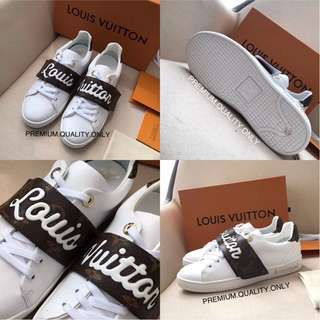 LV Frontrow Sneaker - Monogram