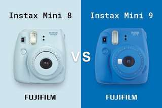 LOOKING FOR Instax Mini 8 or 9
