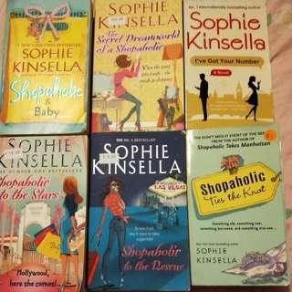 Sophia Kinsella Storybooks
