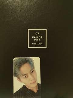 [WTT] EAU DE VIXX (Black) Hongbin pc