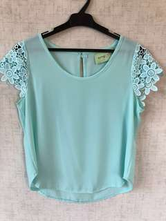Spring Fling Lace Top