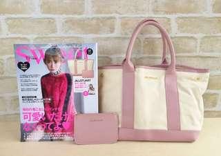 JillStuart Handbag & Purse Set