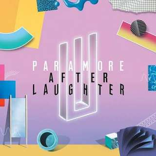 LF: Paramore Ticket Patron or Lower Box A