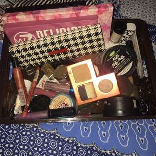 massive makeup bundle