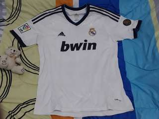 JERSEY REAL MADRID ORIGINAL