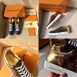 LV Louis Vuitton Frontrow Sneaker- 1A3TTM