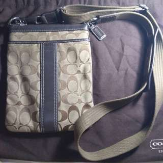 REPRICED ! Coach small sling bag (brand new)
