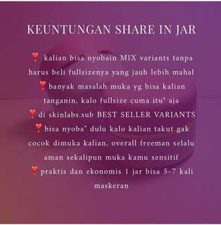 SHARE IN JAR AJA♥️😍