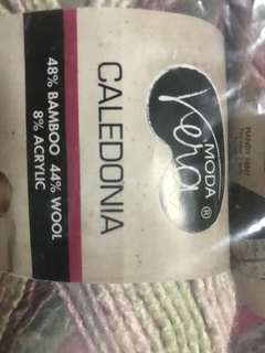 Yarn - Moda Veta Caledonia (10balls)