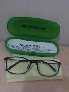 Kaca mata Minus  | kaca mata  gaya | Kaca mata Optik | sunglasess Unisex | FREE ONGKIR