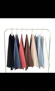 [PO] Retro Loose Speaker Sleeve Round Long Sleeve Tshirt