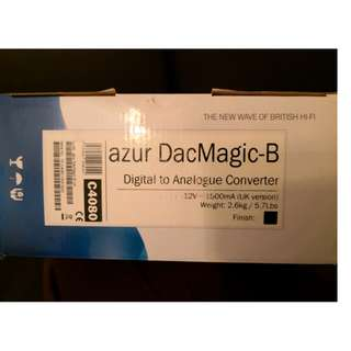 Cambridge Azur DacMagic 8