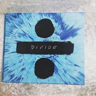 Divide by Ed Sheeran Album