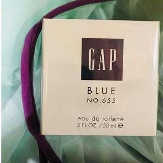 Gap Blue No.655 For Her 50ml / Gap Pour Elle Large Size ⚡️REPRICED!