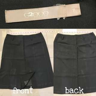 G2000 Office Skirt